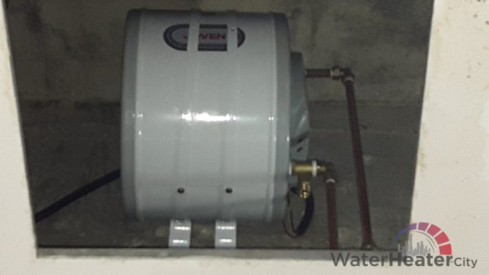 Install Joven Storage Water Heater Singapore Condo Bukit Merah