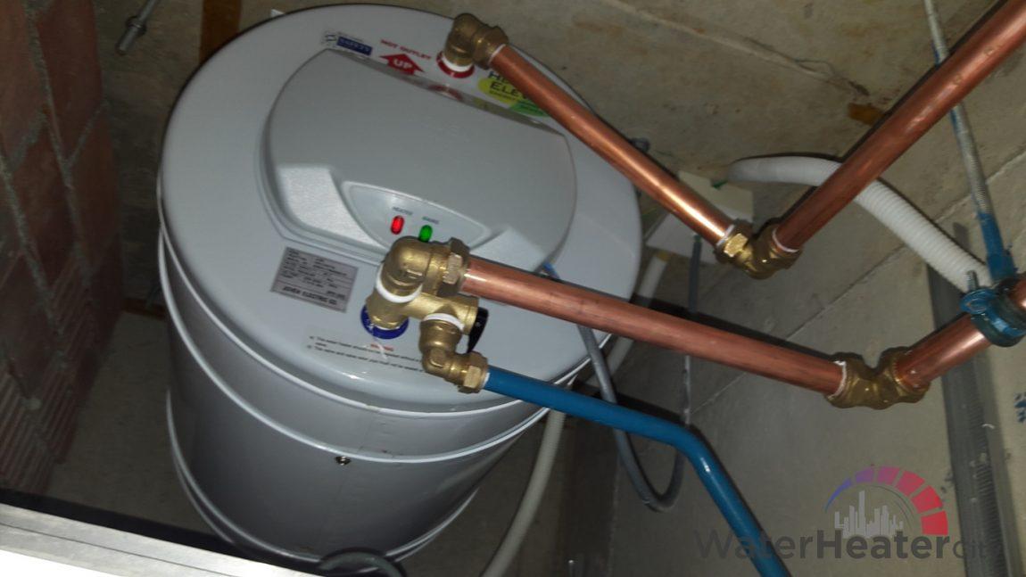 Install Rheem Storage Water Heater Singapore Condo Queenstown