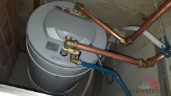 Install Rheem Storage Water Heater Singapore Condo Queenstown