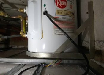 Install Rheem Storage Water Heater Singapore Landed Kallang