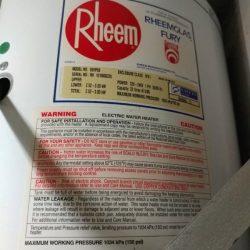 Install-Rheem-Storage-Water-Heater-Singapore-Landed-Kallang-2