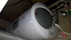 Install Ariston Storage Water Heater With False Ceiling Repair Singapore Condo Bukit Panjang