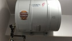 Install Champs Storage Water Heater Singapore Landed Punggol