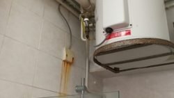 Install Everhot Storage Water Heater Singapore Landed Marine Parade