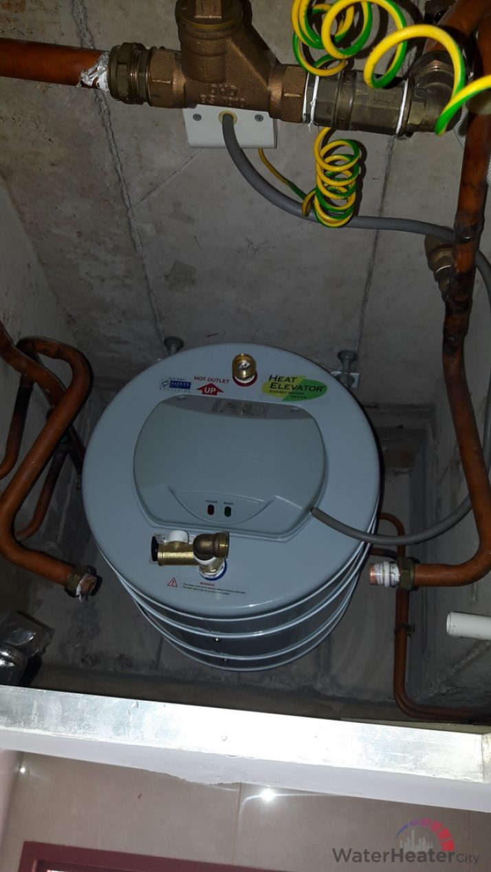 Install Joven Storage Water Heater Singapore Condo Jurong East