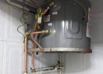 Replace Rheem Storage Water Heater Singapore Landed Punggol