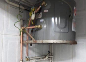 Replace Rheem Storage Water Heater Singapore Landed Punggol