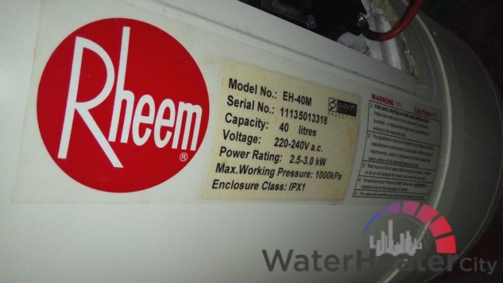 Top Rheem Water Heater Models in Singapore