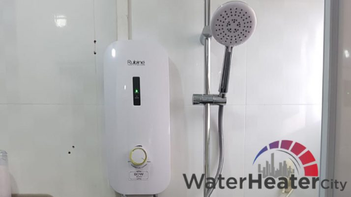 Why Singaporeans Choose To Install Rubine Instant Water Heaters?