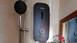 Rubine Instant Water Heater Replacement Water Heater Singapore – Condo, Bukit Timah