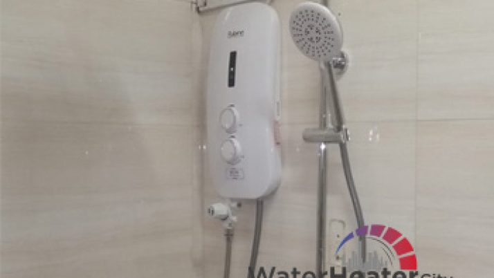 Rubine Instant Water Heater Replacement Water Heater Singapore – HDB, Choa Chu Kang