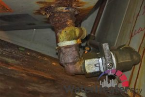 sediment-collection-water-heater-leaking-services-water-heater-city-singapore
