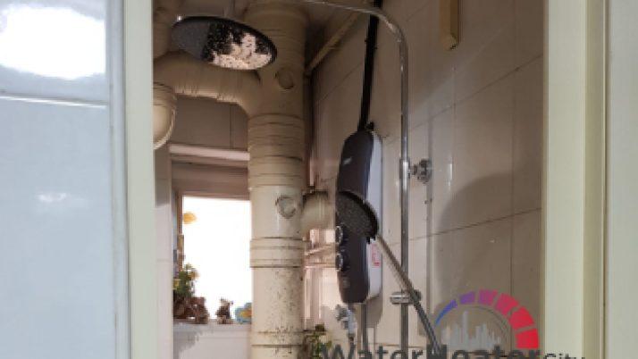 Rubine Instant Water Heater Replacement Water Heater Singapore – HDB, Tanjong Pagar